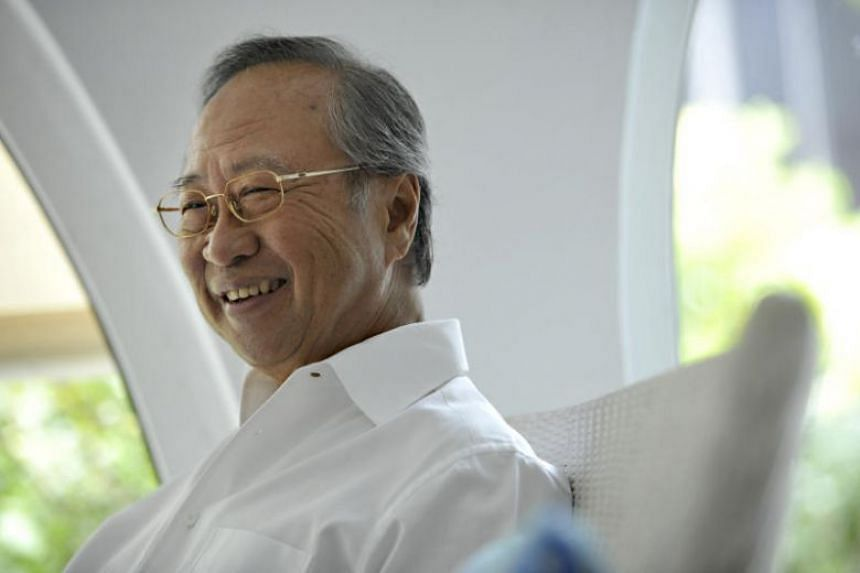 Dr Tan Cheng Bock was a long-serving community doctor and active People's Action Party MP.