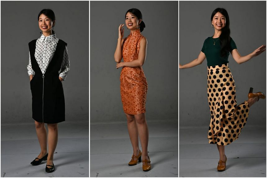 Writer Olivia Ho gives a glimpse of what is in her wardrobe.