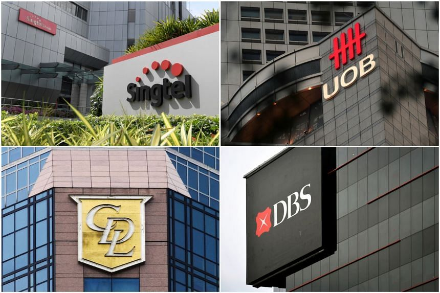 Singtel, United Overseas Bank (UOB), City Developments (CDL) and DBS Group Holdings made it to the second edition of the Bloomberg Gender-Equality Index.