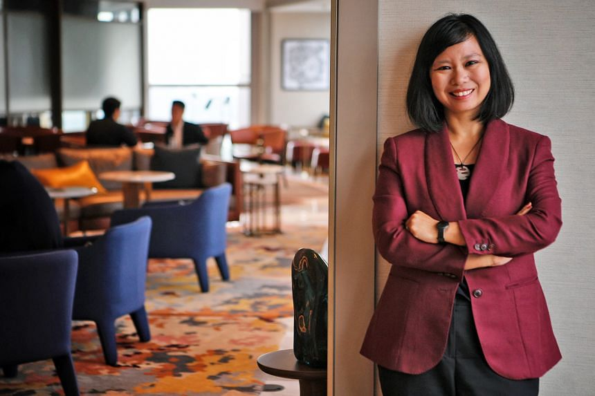 Ms Wong Su-Yen, chief executive of consultancy Bronze Phoenix, says gender bias could contribute to pay gap.