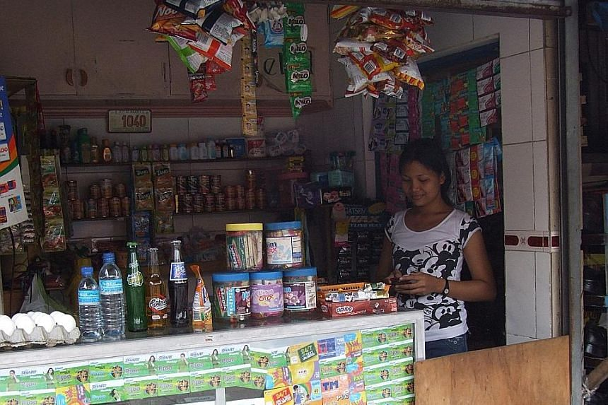 Sales of sugar-sweetened beverages at mom-and-pop stores in the Philippines have fallen in the wake of taxes imposed last year.