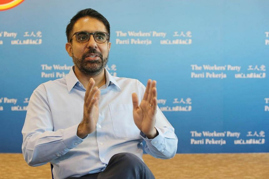 Pritam Singh was elected unopposed as the Workers' Party's secretary-general last year, taking over the helm from veteran Low Thia Khiang.