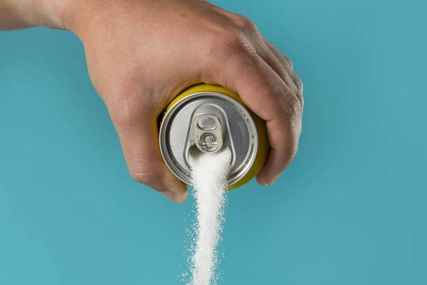 Singaporeans' sugar intake increased from 59g a day in 2010 to 60g last year.