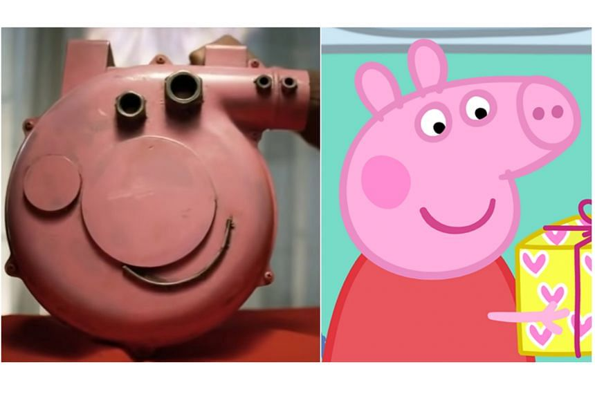 A trailer for an animated film on Peppa Pig has become a surprise overnight hit in China. The story of an elderly man's quest to find his grandson a present has touched hearts.