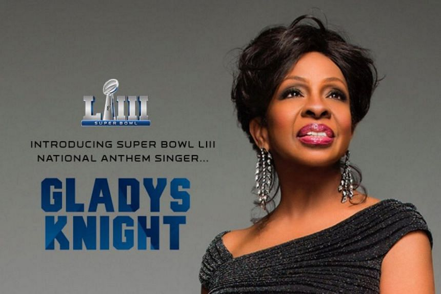 "Gladys Knight, known as ""the empress of soul"" for a career that stretches back five decades, said she wanted to ""give the anthem back its voice"" to include Americans struggling for racial justice."
