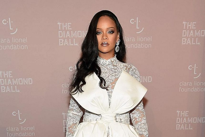 Is Rihanna (right) the Coco Chanel of the 21st century? LVMH Moet Hennessy Louis Vuitton, the parent company of Dior, Givenchy and Fendi, apparently thinks so.