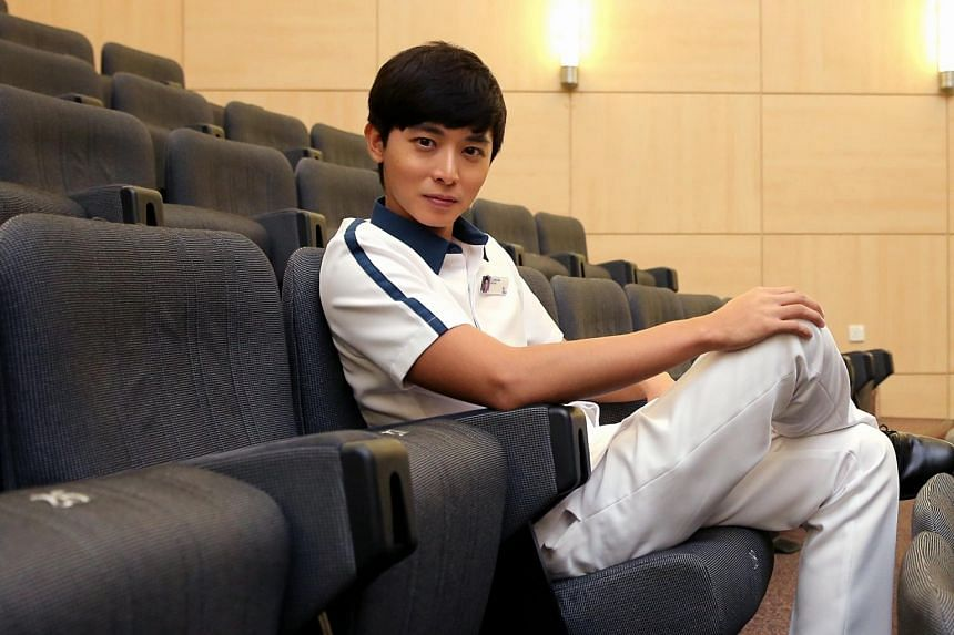 Actor Aloysius Pang underwent surgery at Waikato hospital and is currently in a high-dependency unit.