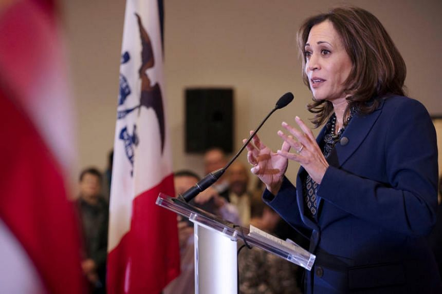 Kamala Harris, a daughter of a Jamaican-born father and Indian immigrant mother, would be the first black woman as well as the first Indian-American in the Oval Office.