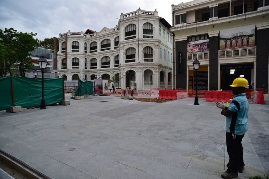 The Singapore Philatelic Museum  will be closed to the public from March 18 and is due to re-open at the end of 2020, while the Peranakan Museum (above) will be closed from April 1 and slated to be open again in mid-2021.