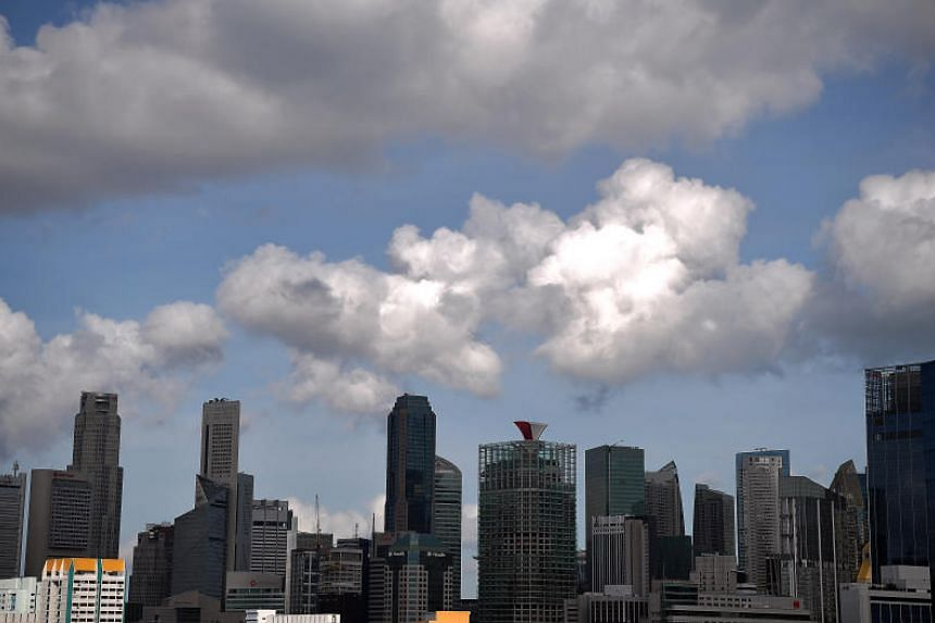 """While the US and other large nations had traditionally benefited from global talent, the report cited Singapore's """"clear focus on becoming a talent hub"""" as a reason for its competitiveness."""