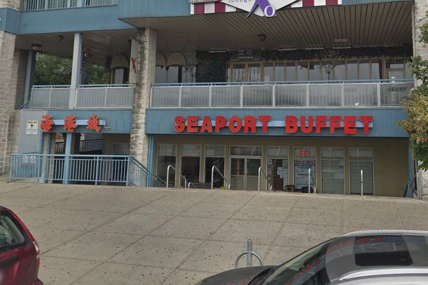 Mr Ng Tan Kheong and two other workers were viciously attacked by a man armed with a hammer at Mr Ng's seafood buffet restaurant located in Emmons Avenue, Brooklyn.