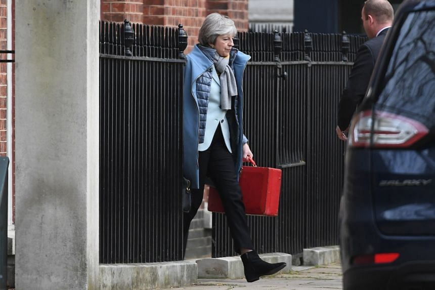 British Prime Minister Theresa May is due to tell lawmakers today what her plans are for Brexit after MPs' rejection of the divorce deal.