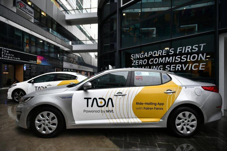 Ho Chi Minh City marks the third South-east Asian market for Tada, a blockchain-based ride-hailing app.