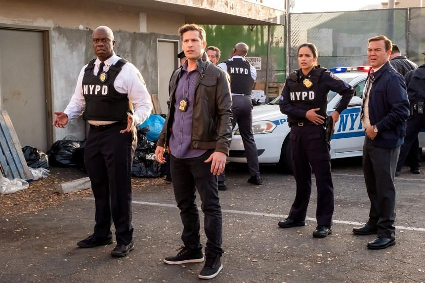 Last May, Brooklyn Nine-Nine was cancelled by the Fox television network in the United States because of low viewing numbers.