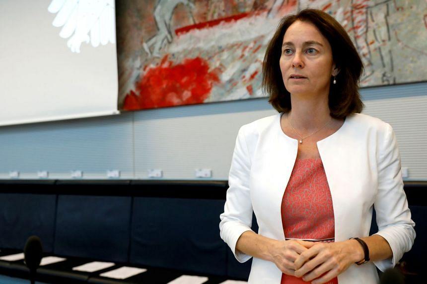 German Justice Minister Katarina Barley, who has both German and British citizenship, said the draft deal would not be changed.