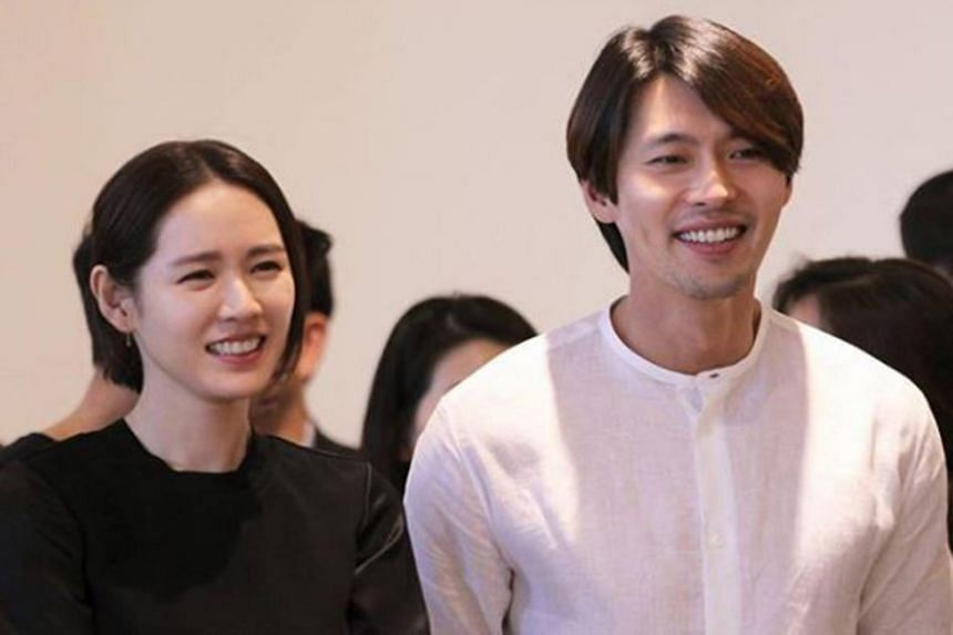 Speculation of a romance surfaced after Hyun Bin and Son Ye-jin were spotted together in America earlier this month.