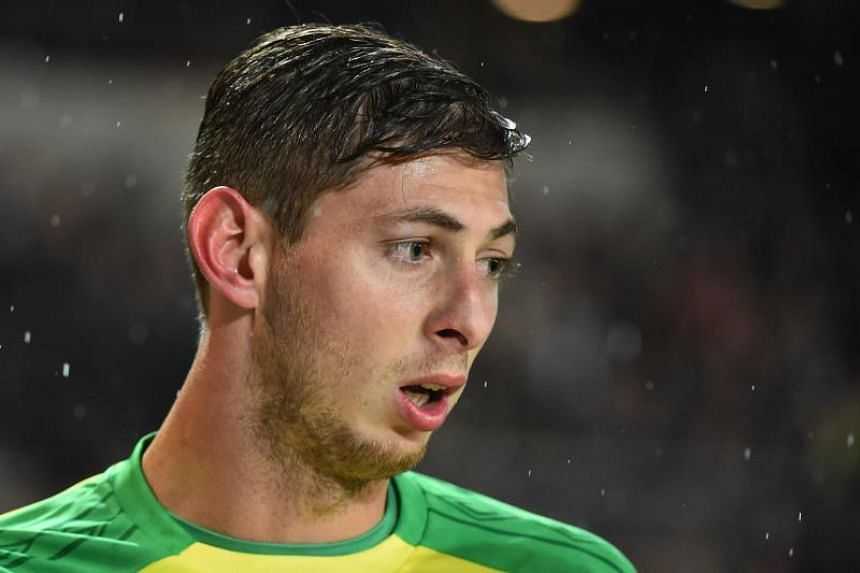 Cardiff City's new signing Emiliano Sala was on board a small plane travelling from Nantes to Cardiff which went missing on Jan 22, 2019.