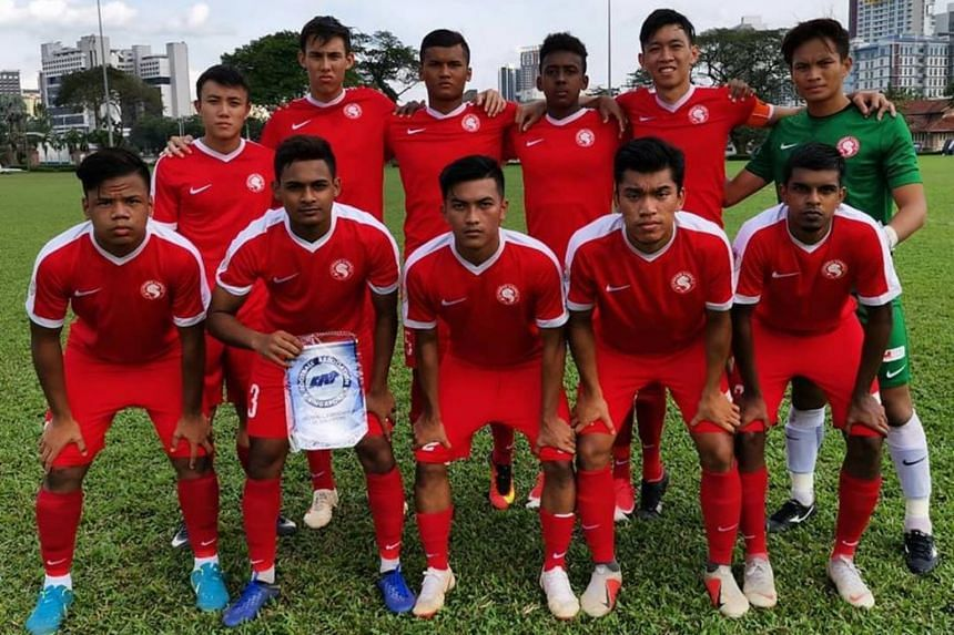 The Young Lions are currently in Kuala Lumpur for pre-season training to prepare for the upcoming Singapore Premier League season, which is set to kick off in February 2019.