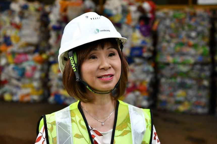 Senior Minister of State for the Environment and Water Resources Amy Khor said that the funds are for projects specifically targeting zero waste, particularly in the areas of packaging waste, food waste, and electrical and electronic waste.