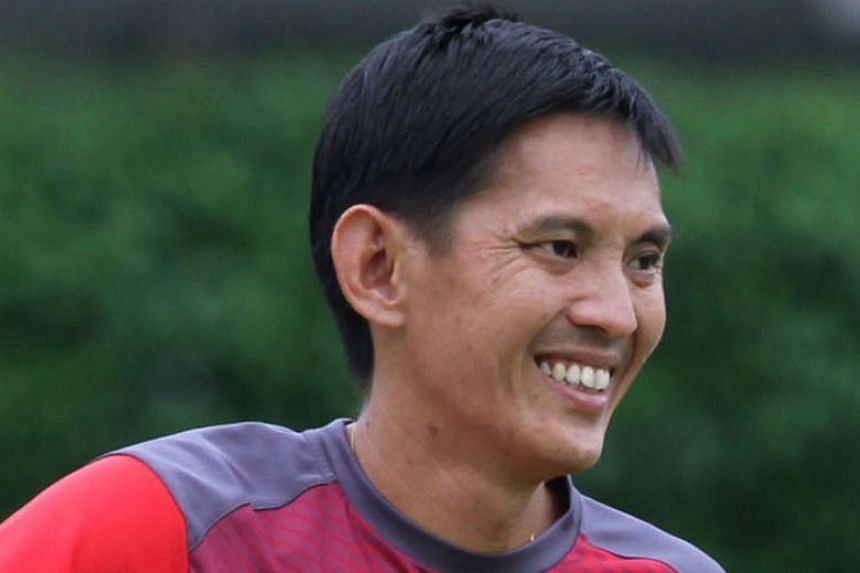 Currently, Philippe Aw has about 60 players for training, and is on the lookout for more.