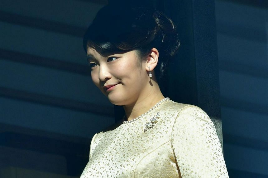 Princess Mako (above) is the eldest daughter of Prince Akishino, Crown Prince Naruhito's brother, and Princess Kiko.