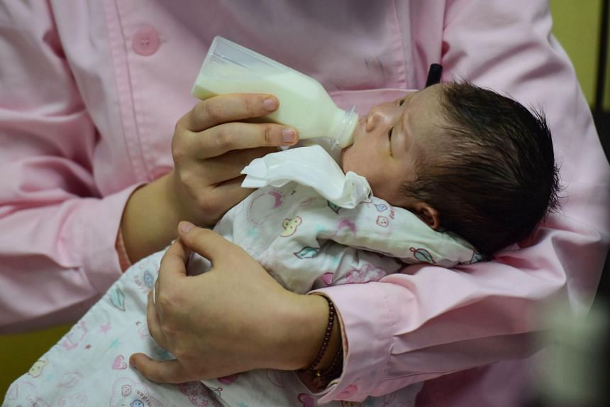 China's home-grown infant formula producers see younger and lower-income parents, less scarred by the melamine scandal, as their hope for growth.