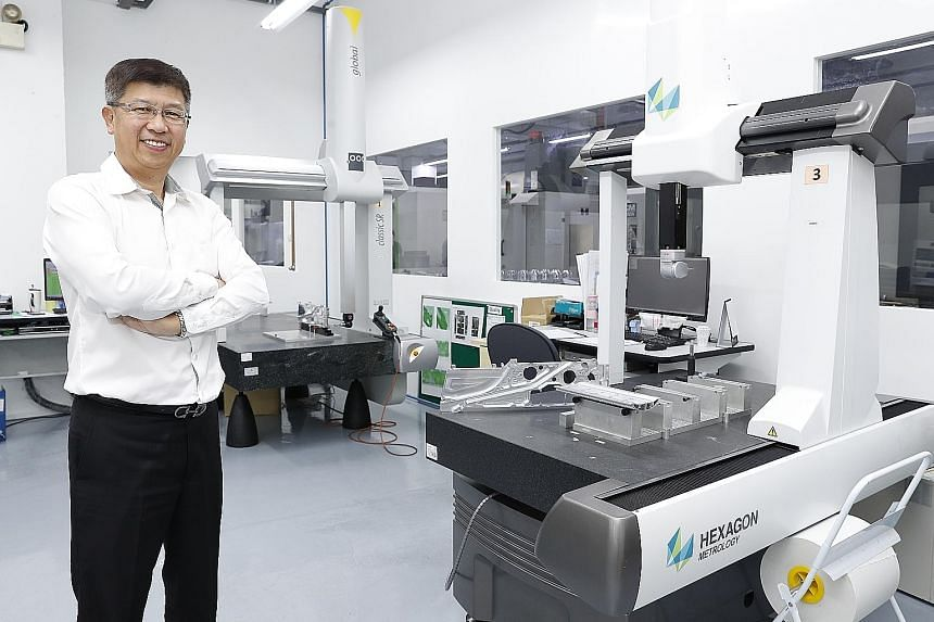 Grand Venture Technology executive chairman Ricky Lee says that the company is encouraged by the response to the IPO. The company has been growing its advanced machining capabilities since it was established in 2012, and has ventured into manufacturi