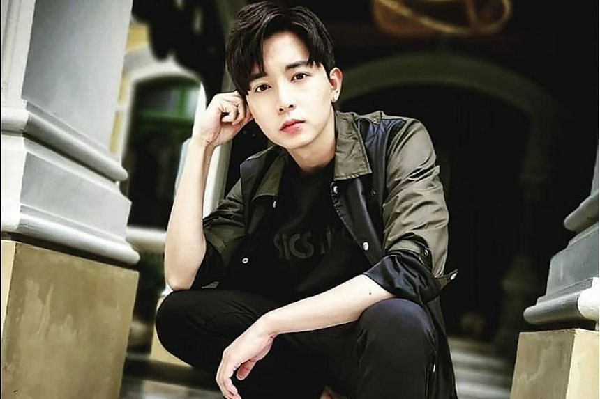 Pang, who is currently managed by talent agency NoonTalk Media, is a freelance actor who has worked on Mediacorp projects.