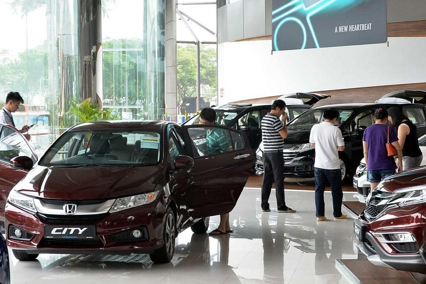 COE premiums for cars up to 1,600cc and 130bhp closed at $26,170, up from $25,920.