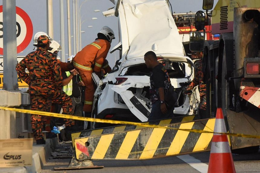 Police have so far recorded 15 statements from various parties following the accident on the bridge from Penang island to Butterworth on Jan 20, 2019.