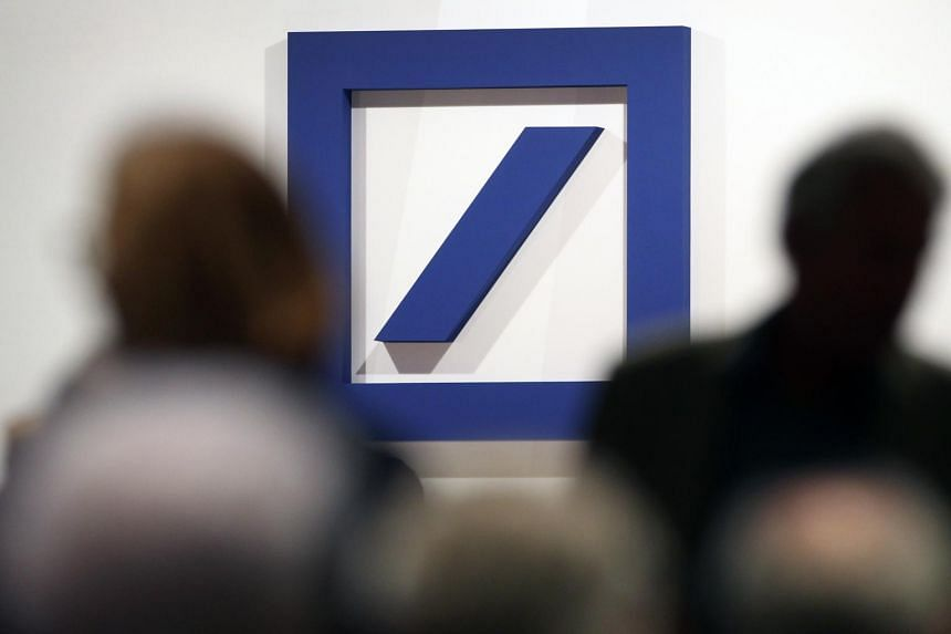 Deutsche Bank said that it has controls in place when acting as a correspondent for other banks, but its ability to know about their clients is limited.