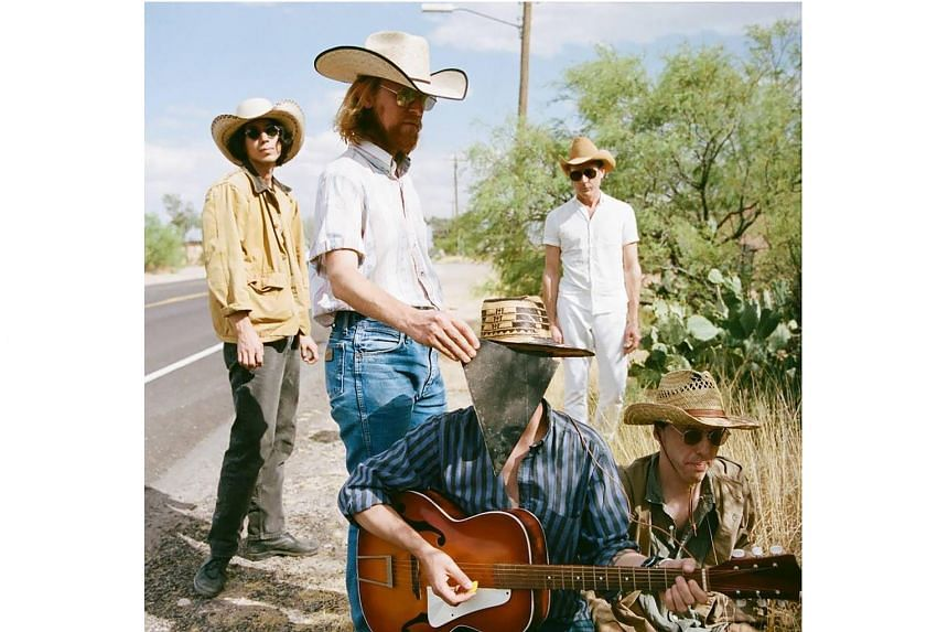 American band Deerhunter's eighth album Why Hasn't Everything Already Disappeared? heralds the end of times.