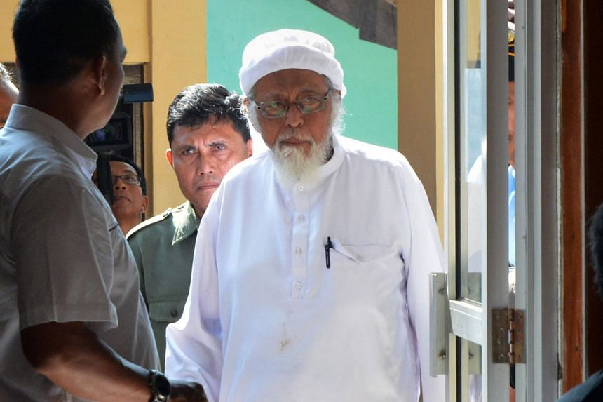 Indonesian President Joko Widodo previously planned to release the jailed Muslim cleric and terror convict Abu Bakar Bashir on humanitarian grounds, citing his old age and deteriorating health.