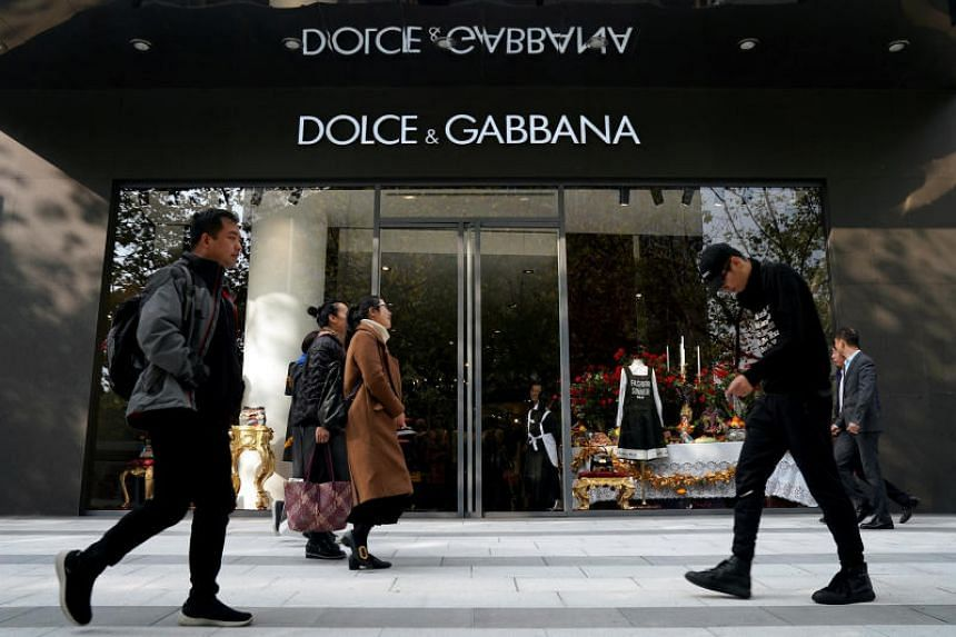 The controversy arose after Dolce & Gabbana posted short clips on Instagram showing a woman eating pizza and spaghetti with chopsticks in November 2018.