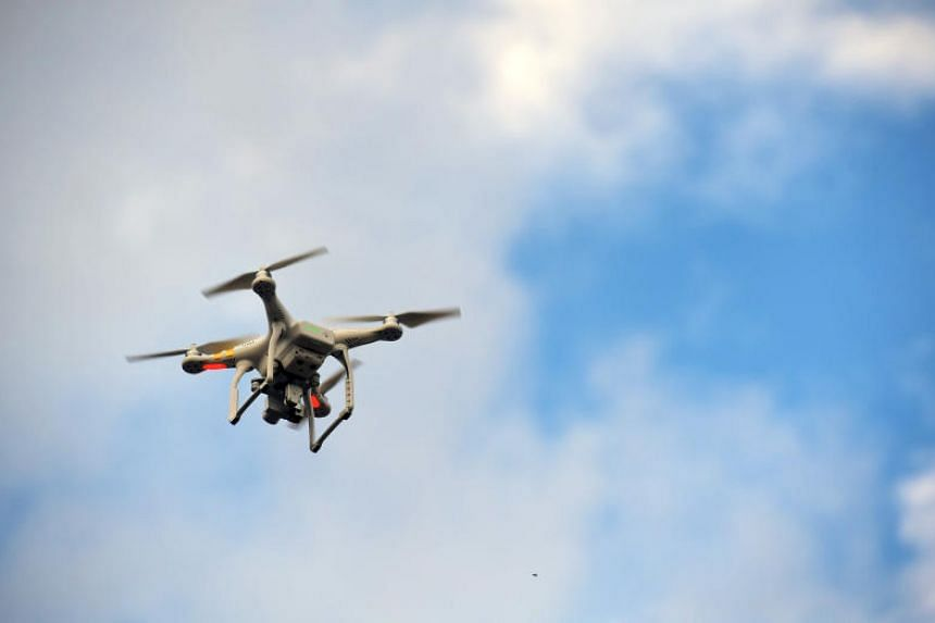 Existing Singapore regulations ban the flying of drones within 5km of airports or military airbases, or at altitudes above 200ft without a permit.