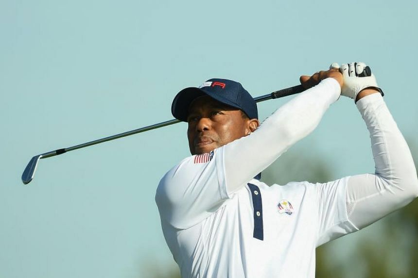 Golfer Tiger Woods said his body was feeling good as he prepares to kick off his 2019 campaign.