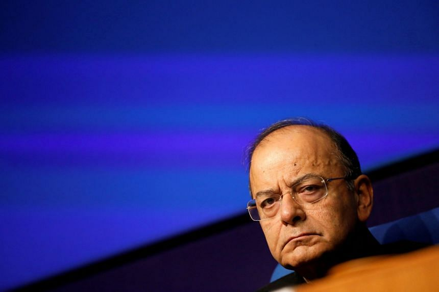 The Indian government has not commented on Jaitley's (above) medical condition.