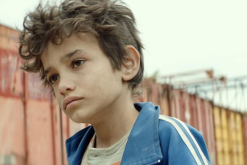 Refugee Zain Al Rafeea plays a street-wise yet heartbreakingly naive kid in a slum who sues his parents for giving birth to him.