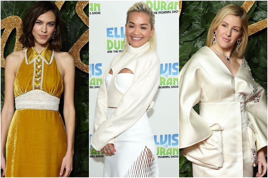 Celebrities Alexa Chung, Rita Ora and Ellie Goulding are among the 16 celebrities who have committed to labelling their paid social media posts.