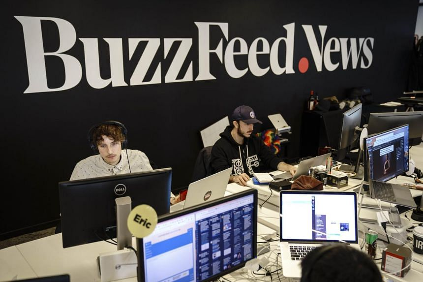 BuzzFeed, a pioneering site that spans hard news, personality quizzes and listicle-style features, was long seen as a way for journalism to prosper in a post-print era.