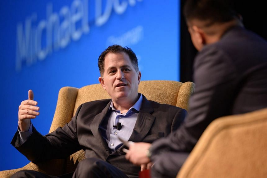 Mr Michael Dell billionaire founder and head of Dell Technologies said he's more comfortable allocating significant resources through his private foundation than in handing over that money to the government