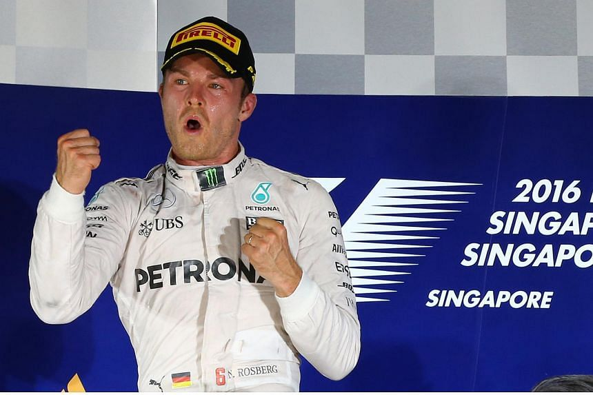 Former Formula One world champion Nico Rosberg is an investor in Formula E, as well as a shareholder in companies such as car-hailing service Lyft and SpaceX, companies he says have a focus on providing greener, more electric mobility.