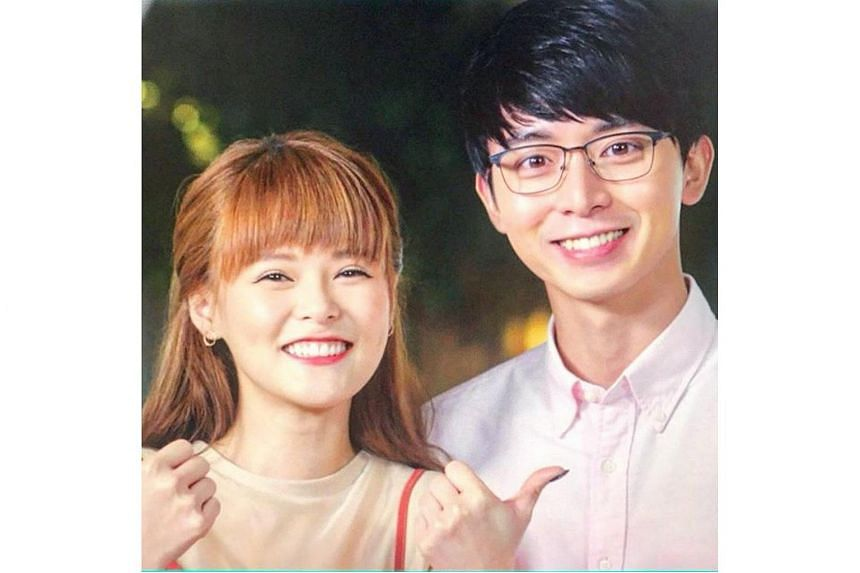 Actress Jayley Woo posted several Instagram stories revealing details about her relationship with Mr Pang for the first time, saying that they had been waiting until they got married to go public.