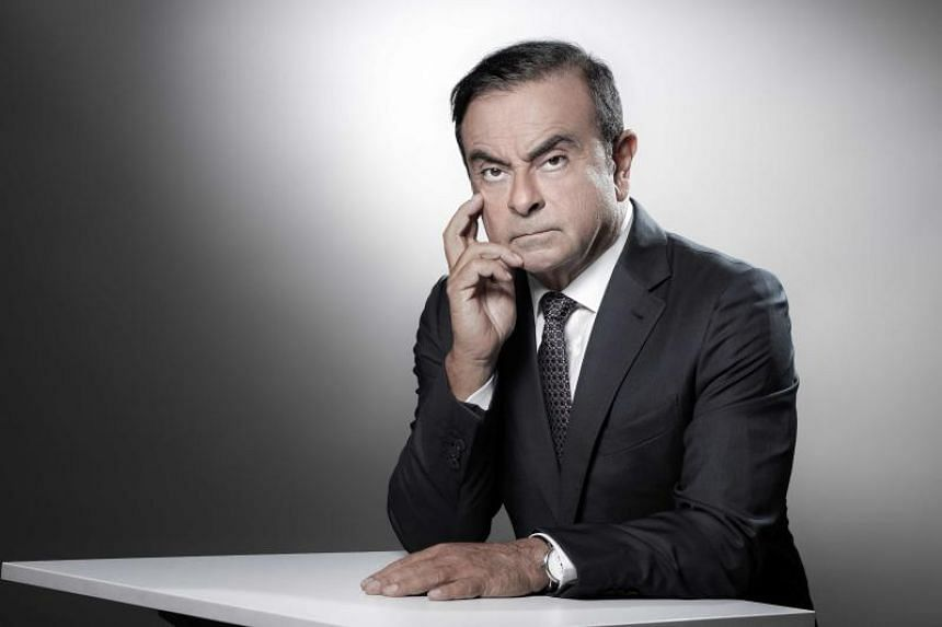 Renault's board and Carlos Ghosn signed a two-year non-compete agreement in 2015 that would kick in whenever he leaves the company.