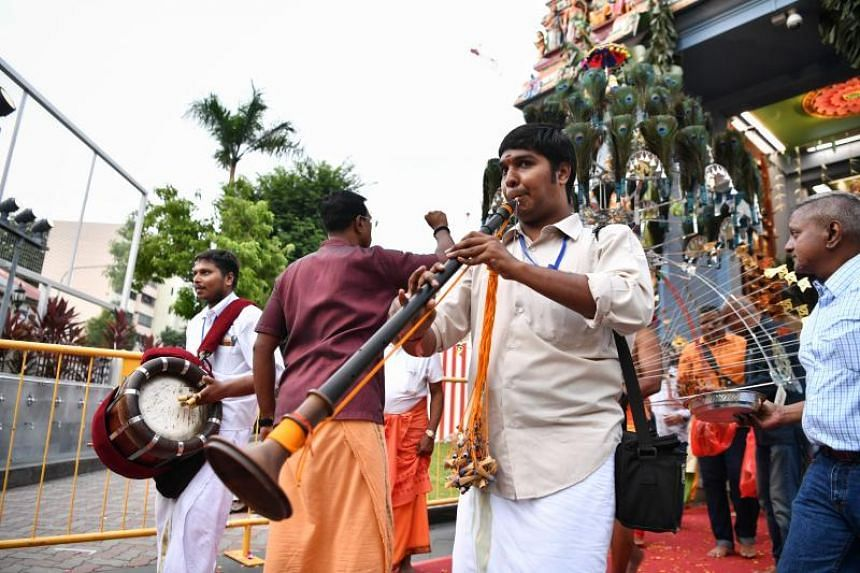 Live music lifted mood of Thaipusam procession, Letters on