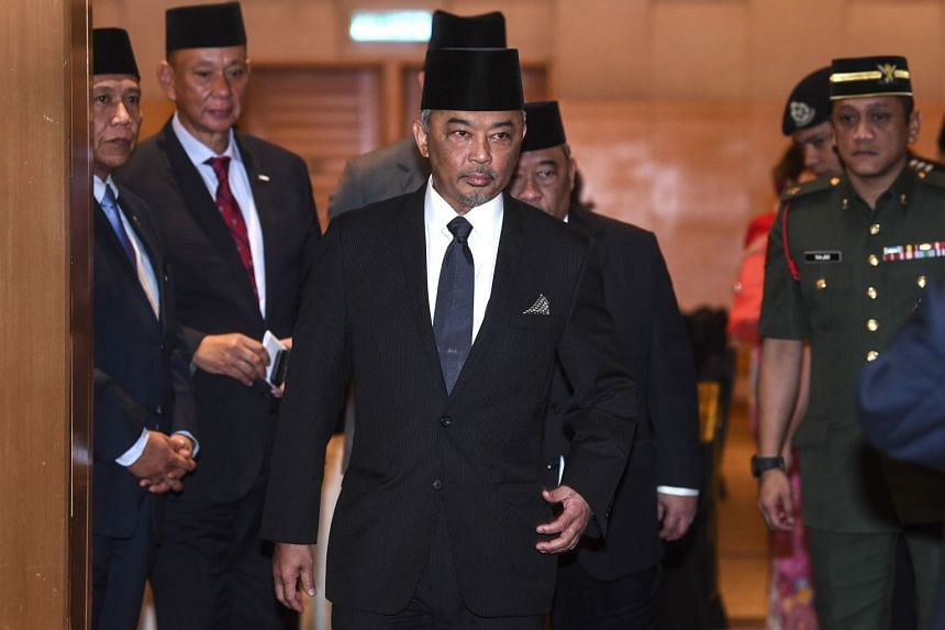 The Sultan of Pahang has been elected as the new Malaysian King, replacing the ruler of Kelantan who abdicated on Jan 6 after two years on the throne.