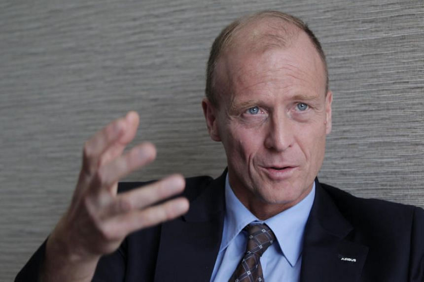 CEO of Airbus Group, Thomas Enders, acknowledged there would be no immediate change in Airbus's industrial presence, but issued his sharpest warning yet that future jobs are at risk if a no-deal Brexit were to occur.