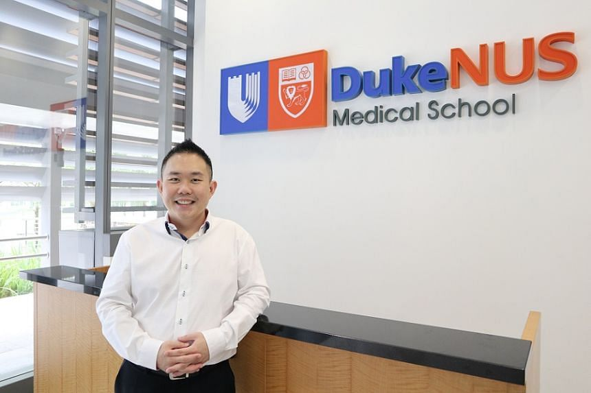 Dr Wijaya Martanto's transition from engineering to the medical field came naturally, thanks to his passion for medical device development. PHOTOS: DUKE-NUS MEDICAL SCHOOL