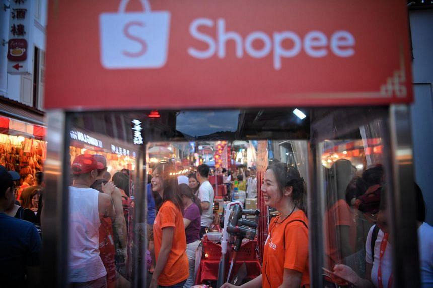 The study looked at e-commerce giants such as Shopee, Lazada, Zalora, Tokopedia and Bukalapak.