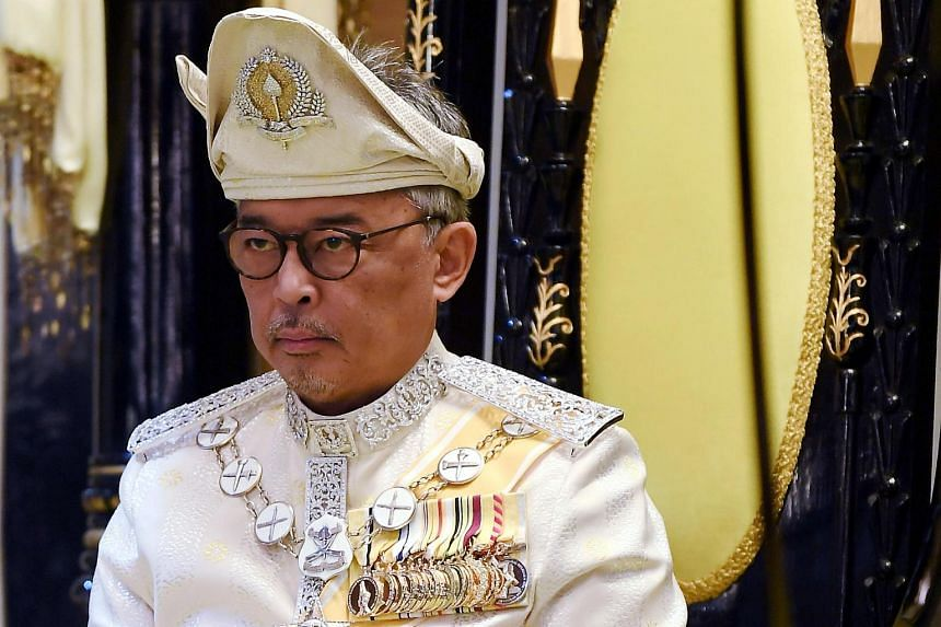The King's likely replacement is Sultan Abdullah of Pahang state, a keen athlete who holds a string of positions on sporting bodies, including on the council of world football governing body Fifa.